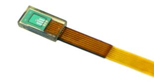 Sensor used in live experiments.