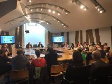 Meeting at Scottish Parliament