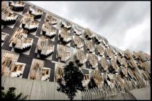 Image of Scottish Parliament building