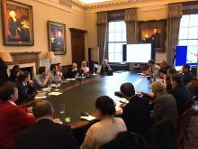IMPACT Advisory Board and Team Meeting